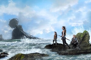 The Shannara Chronicles Wallpaper