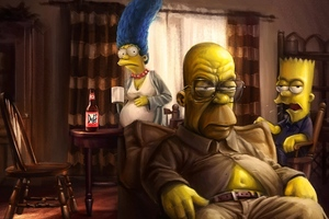 The Simpsons 2 Wallpaper