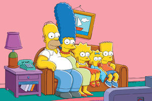The Simpsons Original Wallpaper