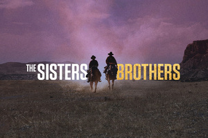 The Sisters Brothers 2018 Movie Poster