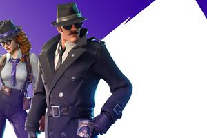 The Spy Within Fortnite 4k