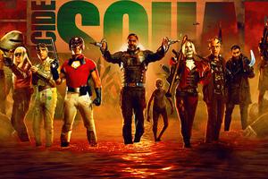 The Suicide Squad 2021 5k Wallpaper