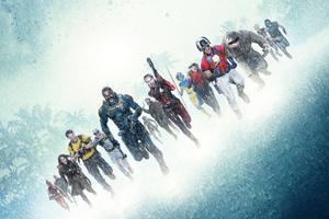 The Suicide Squad Wallpaper