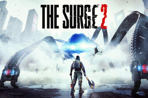 The Surge 2 2019 Game 8k Key Art Wallpaper