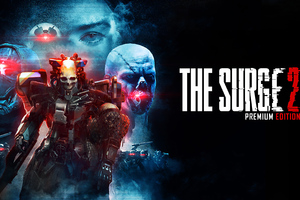 The Surge 2 Premium Edition 4k Wallpaper