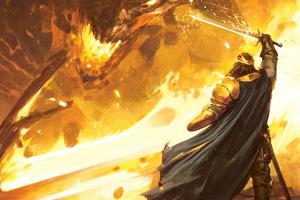 The Sword Of Surtur A Marvel Legends Of Asgard Wallpaper