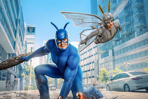 The Tick Season 2 Amazon Wallpaper