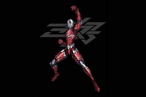 The Ultraman Wallpaper