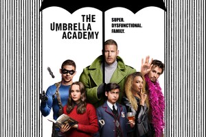 The Umbrella Academy Season 2 2020 Wallpaper
