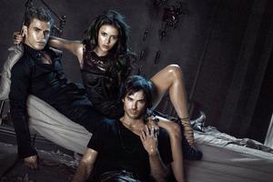 The Vampire Diaries 5k Wallpaper