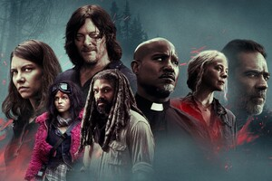 The Walking Dead Season 10 Wallpaper