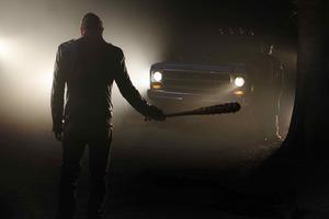 The Walking Dead Season 7 Negan Wallpaper