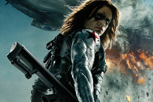 The Winter Soldier Wallpaper