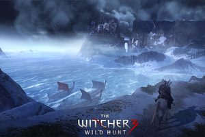The Witcher 3 Game HD