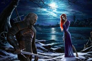 The Witcher 3 Wild Hunt Amazing Art