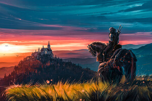 The Witcher 3 Wild Hunt Fanart