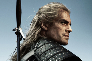 The Witcher Henry Cavill 4k Wallpaper