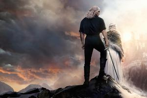 The Witcher Season 2 5k Wallpaper
