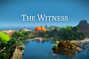The Witness 2016 Video Game Wallpaper