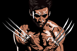 The Wolverine Art