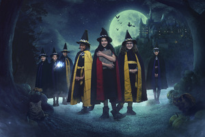 The Worst Witch 2017 Tv Series