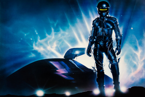 The Wraith 1986 Movie Posterm Wallpaper
