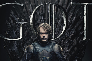 Theon Greyjoy Game Of Thrones Season 8 Poster