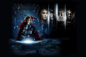 Thor 15k Wallpaper