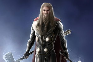 Thor 2020 4k Wallpaper