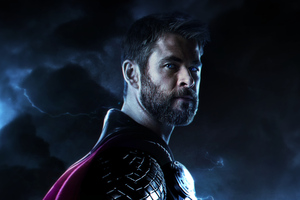 Thor 4k 2019 Wallpaper