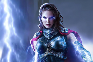 Thor 4k 2020 Wallpaper