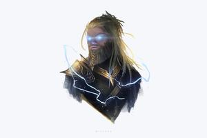 Thor 4karts Wallpaper