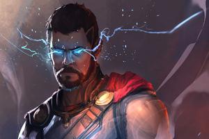 Thor Avengers 4 Artwork