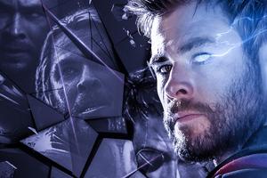 Thor Avengers Endgame 2019
