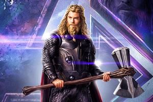 Thor Avengers Endgame 2020 4k