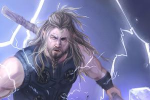 Thor Beard Hammer