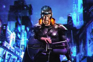 Thor Cyberpunk 2077