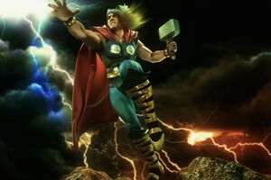 Thor Digital Art