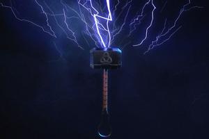 Thor Hammer 4k New