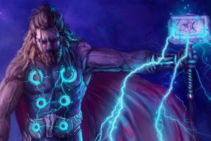 Thor Holding Hammer