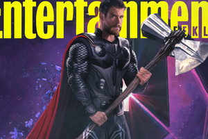 Thor In Avengers Endgame 2019 Entertainment Weekly