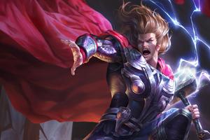 Thor Lighting Hammer