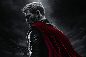 Thor Love And Thunder 2021 4k Wallpaper