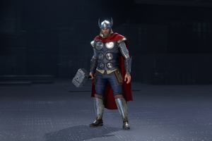 Thor Marvels Avengers 2020 4k Wallpaper
