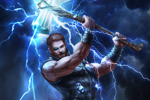Thor New