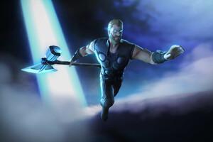 Thor Odinson Digital Art