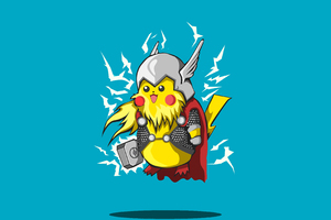 Thor PokeFusion