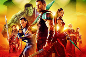 Thor Ragnarok 2017 Movie
