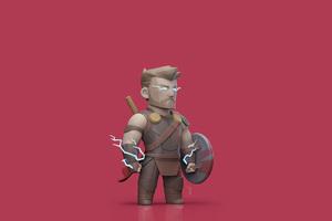 Thor Ragnarok 4k Art
