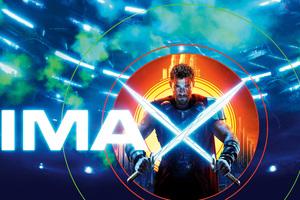 Thor Ragnarok Imax 5k Poster